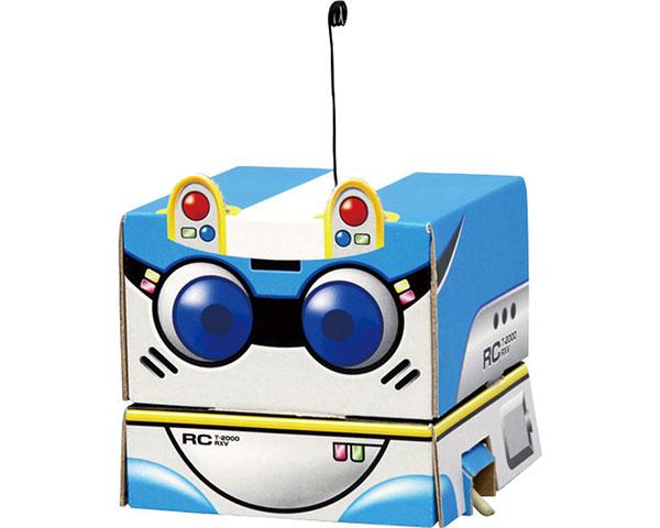 Конструктор Artec SPC Радиоуправляемая машинка-куб (RC Cube)