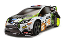 HPI Ken Block WR8 Flux Rally Ford Fiesta H.F.H.V. 4WD 1:8 (RTR Version)