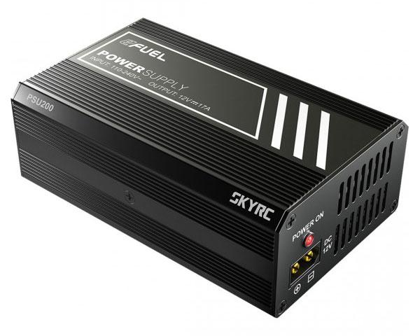 Блок питания SkyRC 200W PSU 17A 12V Adapter