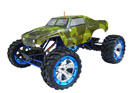 BSD Racing EP Brushed Rock Crawler 4WD 1/10 2,4Ghz RTR Version (BS702T)