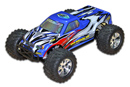 BSD Racing Monster Truck 4WD 1:10 2.4GHz EP (BS706T Blue)