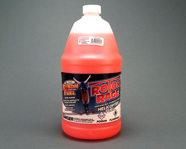 Техническая жидкость Byron Rotor Rage Master, 30% 3,8л. (для вертолетов)