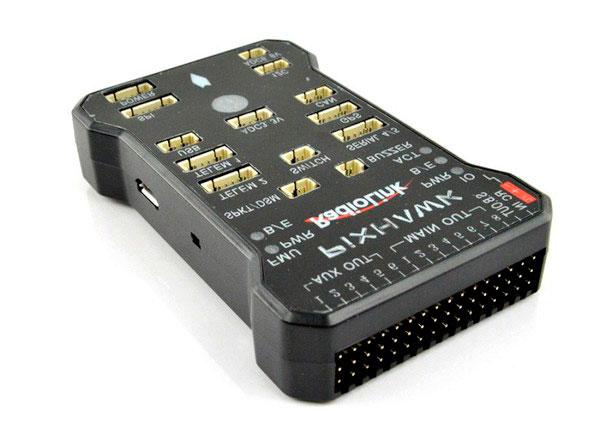 Полетный контроллер Radiolink Pixhawk с модулем питания