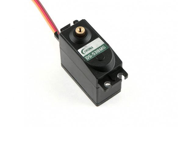 Сервопривод Corona DS538HV Digital High Voltage 8kg / 0.12sec / 58g