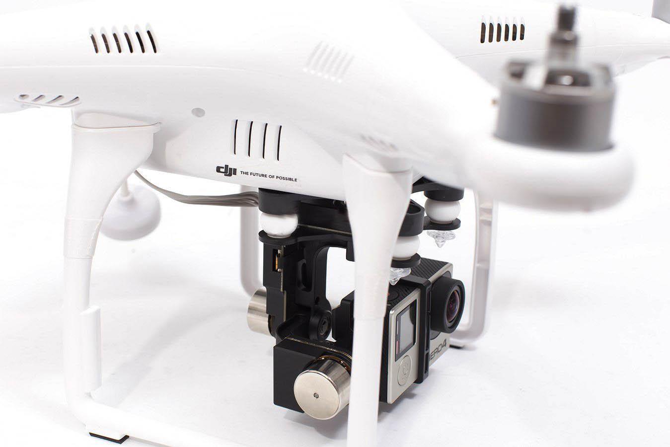 Квадрокоптер dji phantom с камерой gopro защита объектива пластиковая мавик эйр недорого
