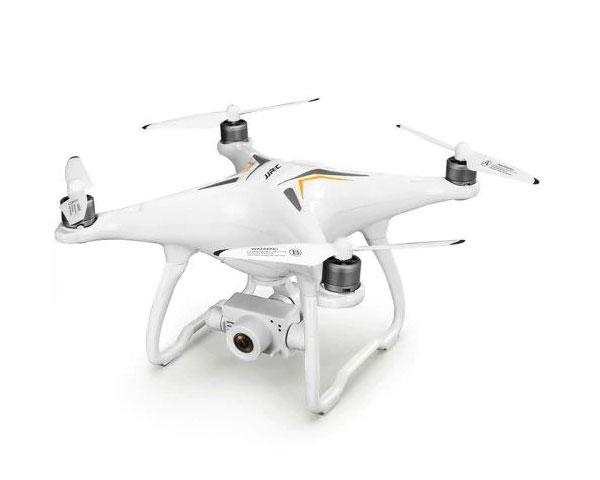Квадрокоптер JJRC X6 Aircus с GPS и 1080P Full-HD камерой (белый)
