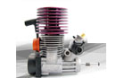 ДВС 0.25 / 4,02 см3 ND 25 LEVEL pull starter engine (Nanda Racing, EB1002)