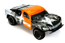 ECX Torment 2WD 1:10 EP 2.4Ghz RTR Version (ECX4000S Black/Orange)