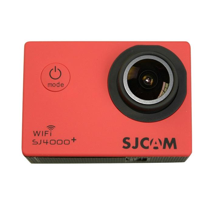 Экшн-камера SJCam SJ4000 Plus 2K оригинал (красная)
