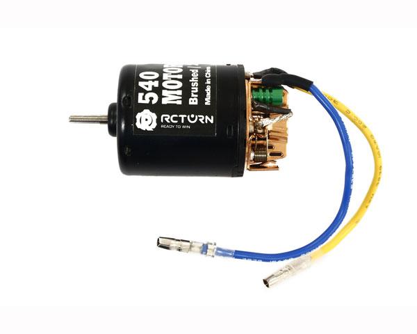 Электродвигатель RCTurn 540 80T коллекторный