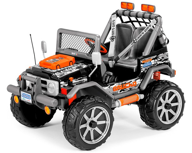 Электромобиль Peg-Perego Gaucho Rock'in