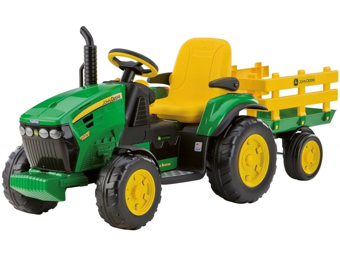 Электромобиль Peg-Perego John Deer «Ground Force»
