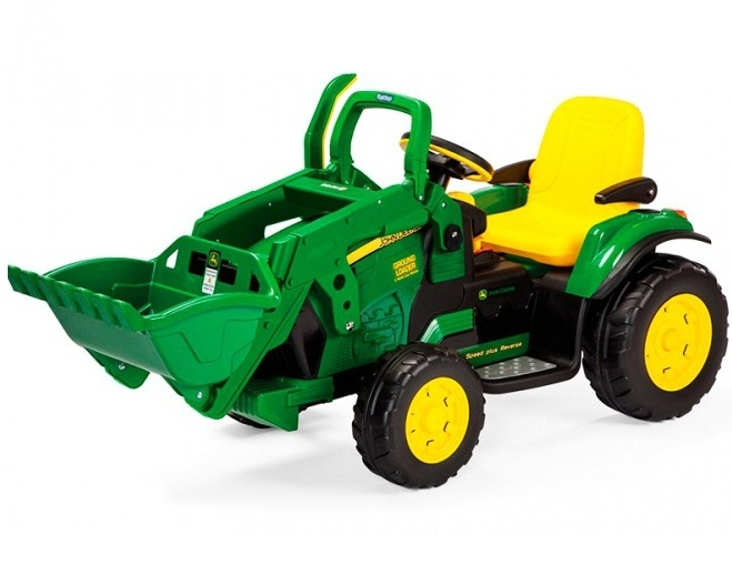 Электромобиль Peg-Perego John Deer «Ground Loader»