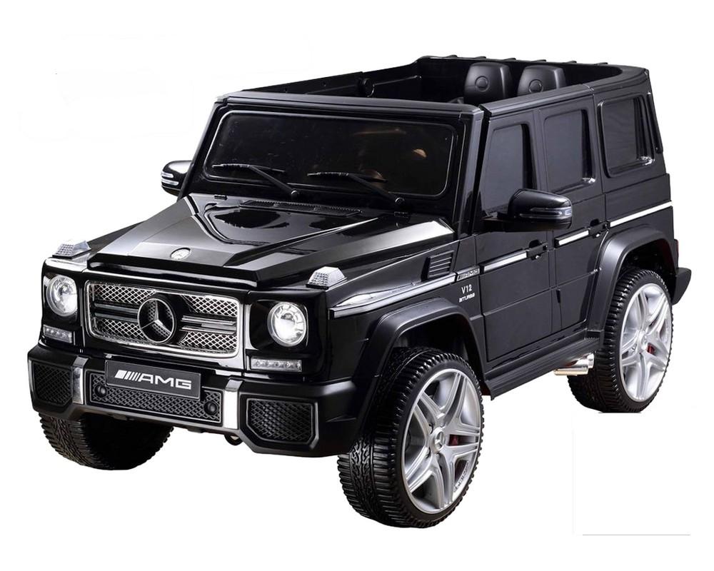 Детский электромобиль Kidsauto Mercedes-Benz G65 AMG 4WD/2WD Черный