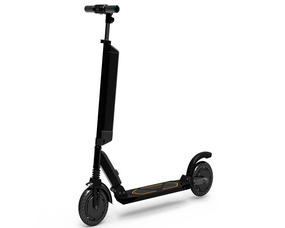 Электросамокат SmartYou X3 Sport (черный)