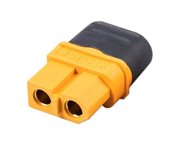Разъем XT60 Connector Female (мама) with Insulating Caps (1 шт)