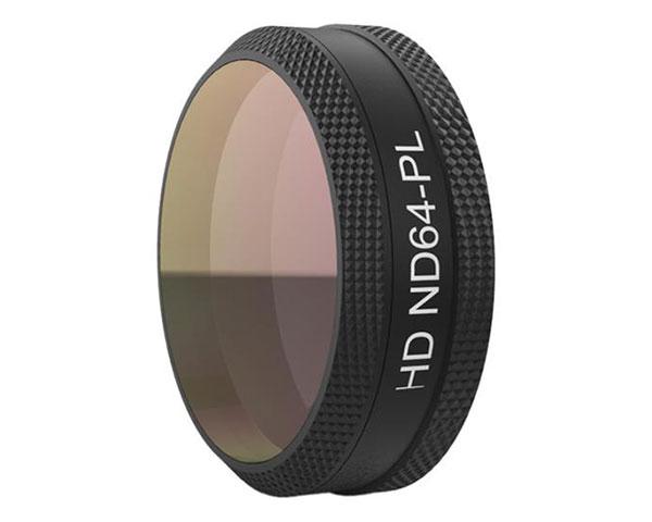 Фильтр PGYTECH G-HD ND64-PL для камеры квадрокоптера DJI Mavic AIR