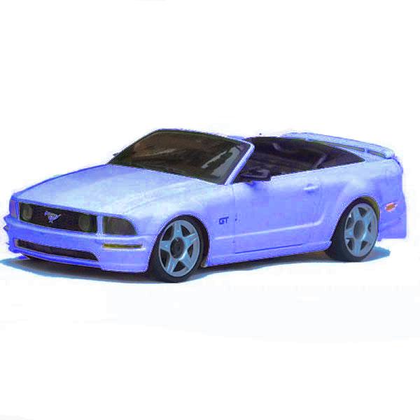 Автомодель Firelap IW02M-A Ford Mustang 1:28 2WD (синий)