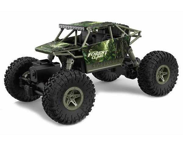 Краулер HB Toys 1:18 4WD (зеленый)