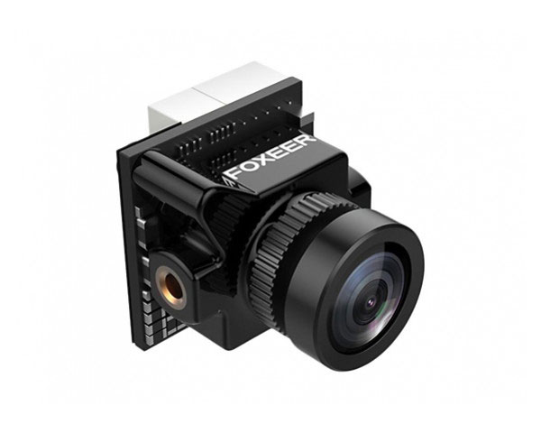 Камера Foxeer Predator Micro V3 Super Racing All Weather FPV Camera S-WDR OSD 4ms Latency - 1.8mm (Black)