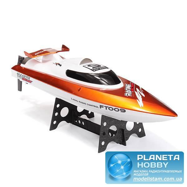 Катер на р/у <b>High Speed Boat</b> FT009 2.4GHz (оранжевый ...