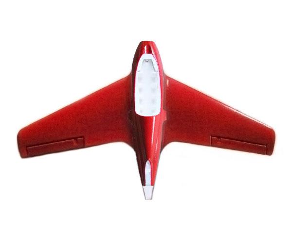 Фюзеляж TechOne для крыла Kraftei в сборе (красный)