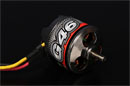 Электродвигатель G46 Brushless 670kv .46 Glow (Turnigy, G46-670)