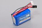 Аккумулятор 7.4V 2100mAh 2S3P Receiver Pack (Flightmax, HO21002S3P)