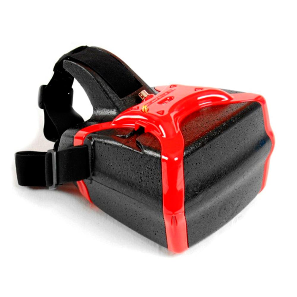 Шлем FPV Headplay 7 1280x800 (красный)