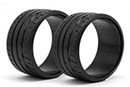 Шины 1:10 - LP32 T-DRIFT TIRE BRIDGESTONE POTENZA RE-11  (2шт) (HPI Racing, HPI33469)