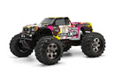 HPI Savage X 4.6 Nitro GT-3 4WD 1:8 2.4Ghz Yellow/Pink (HPI106552)