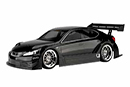 Кузов 1/10 LEXUS IS F RACING CONCEPT (200мм) некрашеный (HPI Racing, HPI17542)