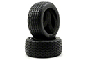 Шины 1:10 - VINTAGE SLICK RACING TIRE D COMPOUND, 26мм, 2шт. (HPI Racing, HPI4793)