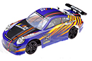 HSP Magician Touring Car 4WD 1:18 EP (Blue RTR Version) (HSP94802 Blue)