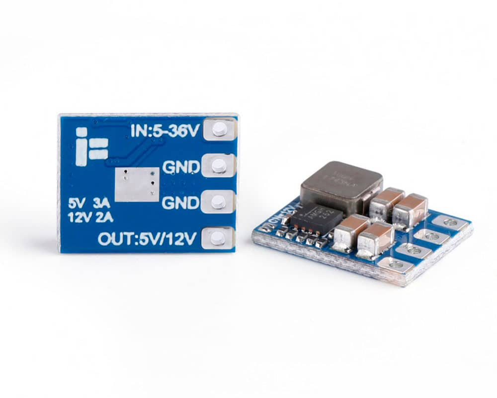 Стабилизатор напряжения iFlight 2-8S Micro 5V/12V BEC