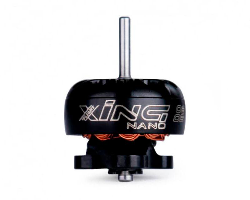 Электродвигатель iFlight XING NANO X0802 17000kv FPV NextGen Motor (w/Plug)