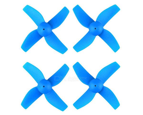 Пропеллеры JJRC H36 (4pcs/set) (синие)