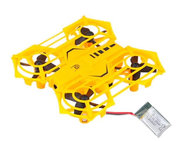 Квадрокоптер JJRC H74 (желтый) с 2мя аккумуляторами