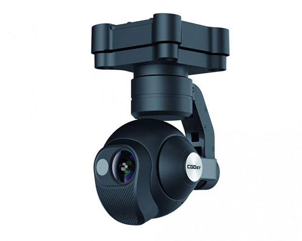 Камера CGO-ET с тепловизором для гексакоптера Yuneec Typhoon H520 (YUNETUS)