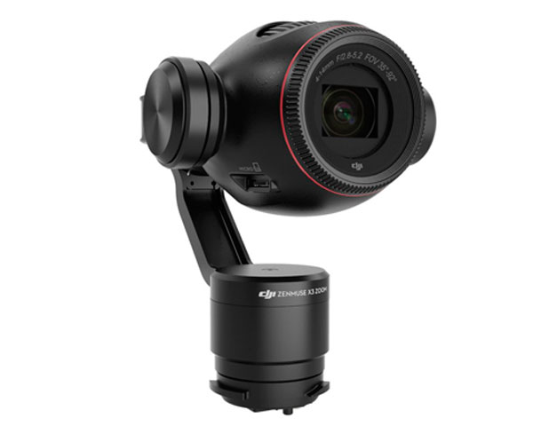 Камера DJI Zenmuse X3 Zoom для Osmo