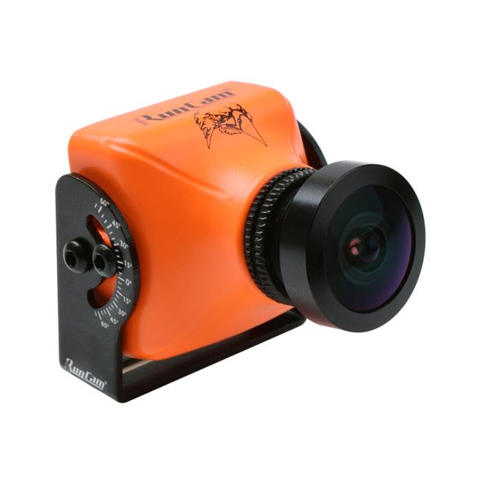 Камера RunCam EAGLE FPV 800TVL 140° 43 5-17V курсовая (оранжевая)