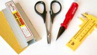 Ножи, ножницы, развёртки