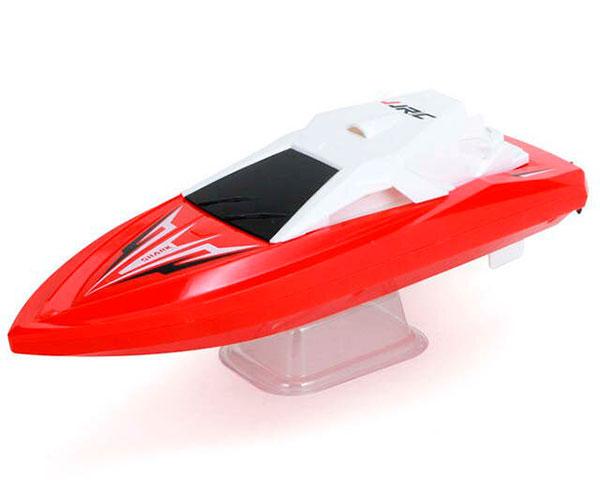 Катер JJRC S5 Baby Shark (красный) до 10км/час