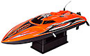 Катер Joysway Offshore Lite Warrior MK3 2.4GHz (Orange, RTR Version)(JW8206)
