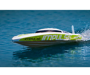 Катер PRO Boat USA Impulse 17 2.4GHz (Deep-V, RTR Version)(PRO Boat, PRB0400)