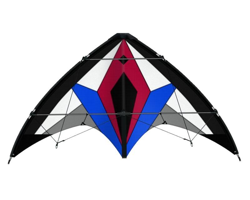 Спортивный воздушный змей Paul Gunther FLEXUS 150 GX