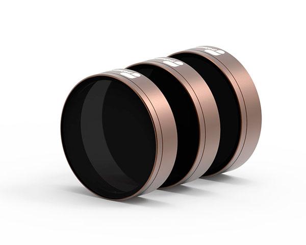 Комплект фильтров PolarPro Cinema Series-SHUTTER  для квадрокоптера Phantom 4 Pro (3шт.)