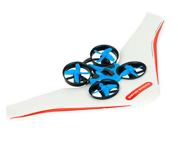 Квадрокоптер-самолет JJRC H36S