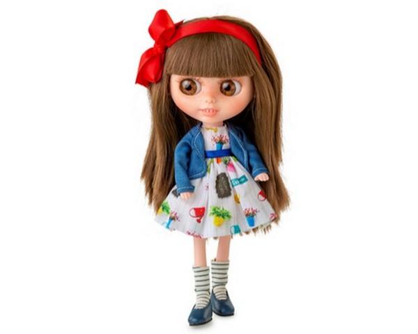 Кукла Berjuan Биггерс Abba Lingg 32 см