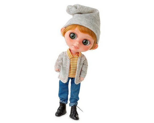 Кукла Berjuan Биггерс Trebor Flynn 32 см